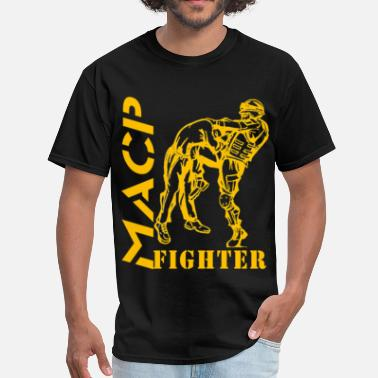 Modern MACP KNee Fighter - Men's T-Shirt