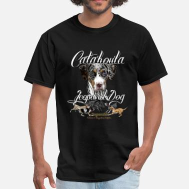 Hog Hunting catahoula - Men's T-Shirt
