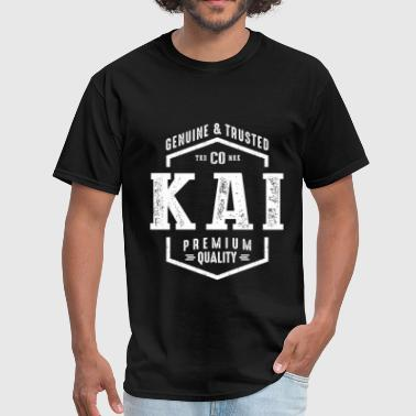 Kai Exo Kai Name - Men's T-Shirt
