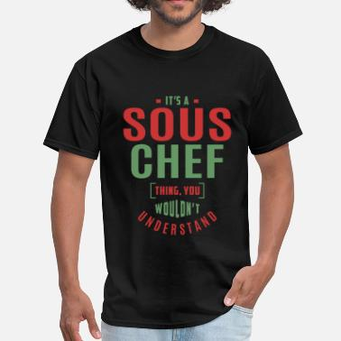 Sous Chef Sous Chef T-shirt - Men's T-Shirt