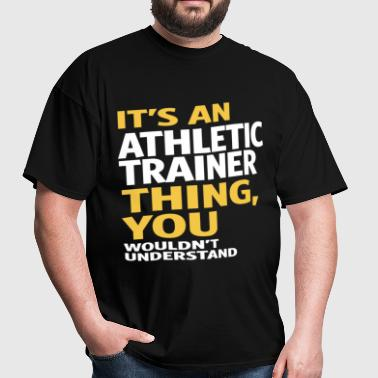Athletic Trainer - Men's T-Shirt