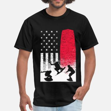 Wakeboard American Wakeboarding - Men's T-Shirt