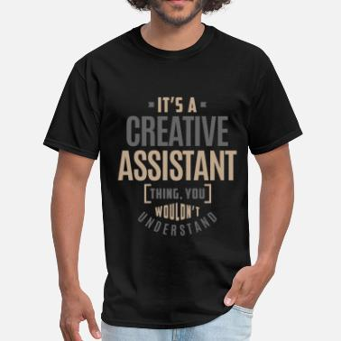 Orthodontic Creative Assistant - Men's T-Shirt