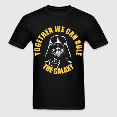 Rule the galaxy - Men's T-Shirt