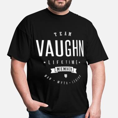 Vince Vaughn Team Vaughn - Men's T-Shirt