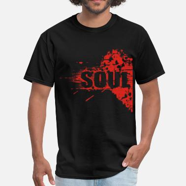 Soulmate Soulmate Couple Left Side - Men's T-Shirt