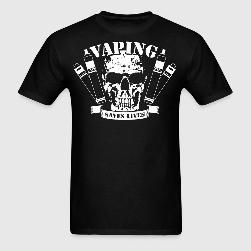 Vaping Saves Lives - Men's T-Shirt