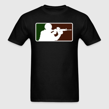 Tactical Major League - Men's T-Shirt