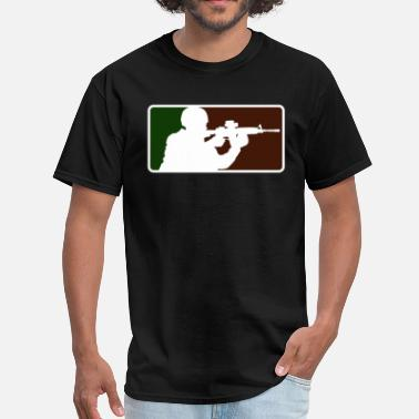 Major League Shooter Tactical Major League - Men's T-Shirt
