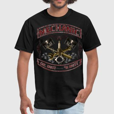 Mechanic Motor vintage - Men's T-Shirt