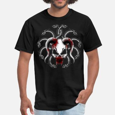 Dragon Head dragons head - Men's T-Shirt