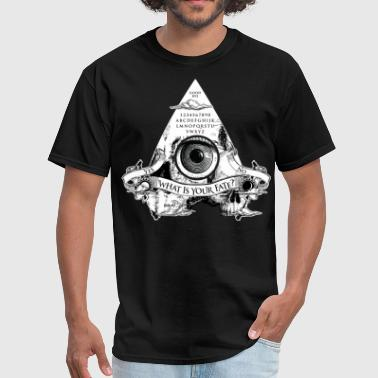 What is your fate? Ouija - Men's T-Shirt