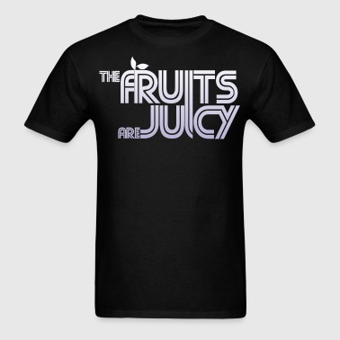 SKYF-01-065-The friuts are juicy - Men's T-Shirt