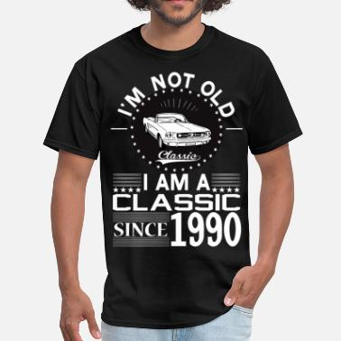 Vintage 1990 Classic since 1990 - Men's T-Shirt