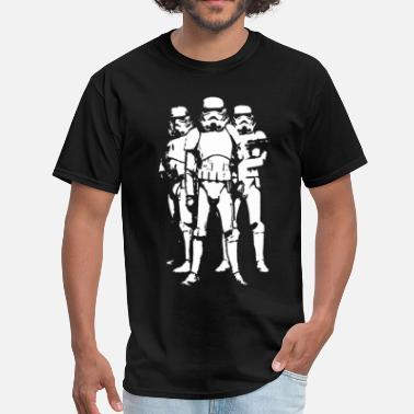 Storm Cool Star Wars Storm troopers - Men's T-Shirt