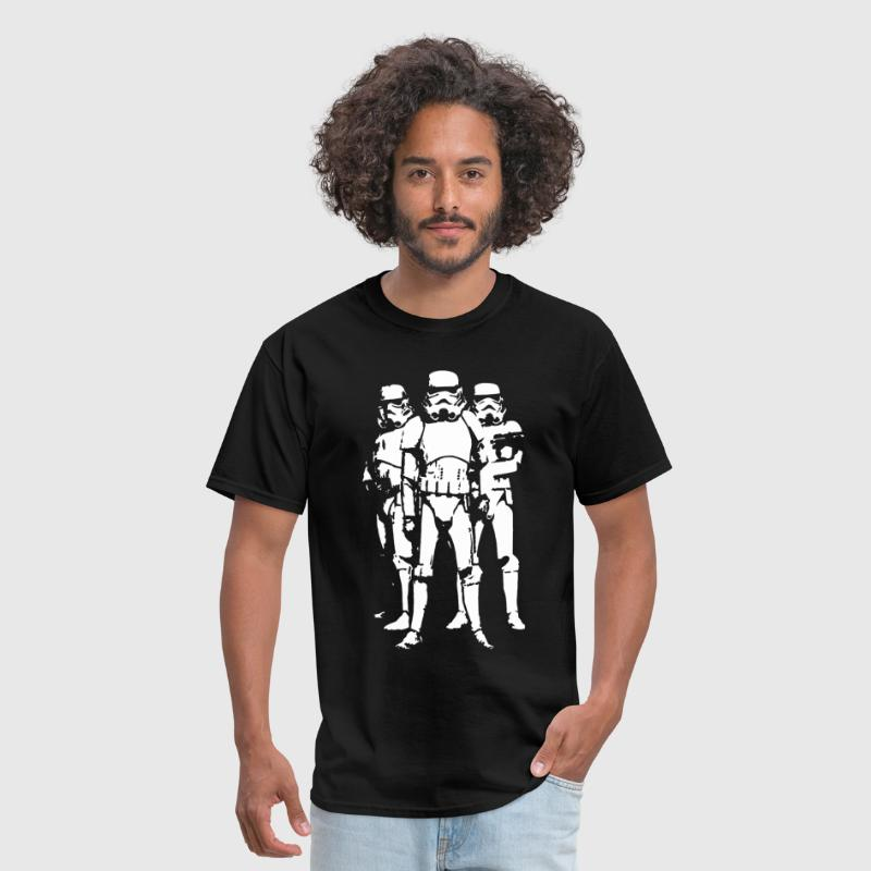 Cool Star Wars Storm troopers - Men's T-Shirt