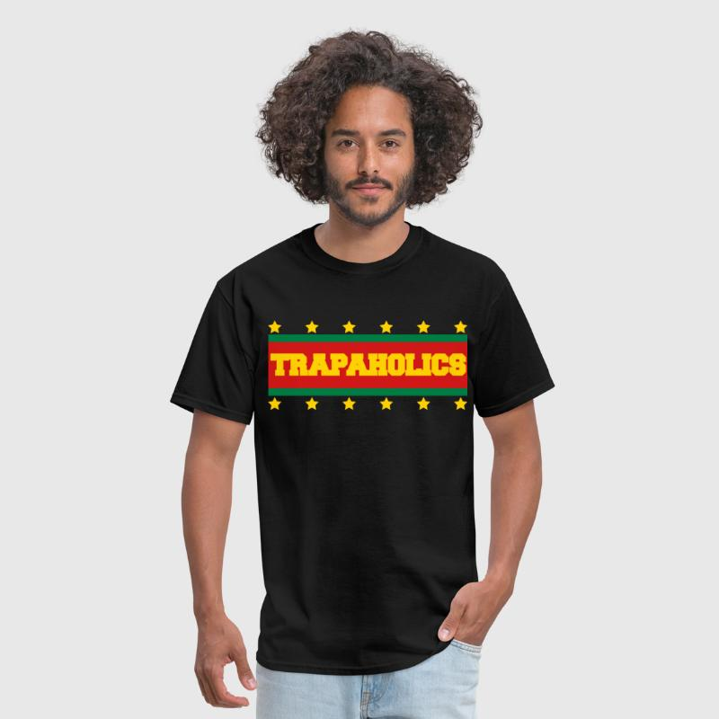 Trapaholics - Men's T-Shirt