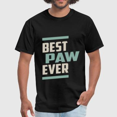 Best Paw Ever - Men's T-Shirt