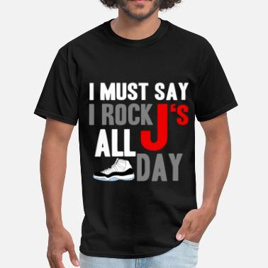 Concord rock_js all day cords - Men's T-Shirt