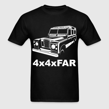 Land Rover Series 3 - Men's T-Shirt