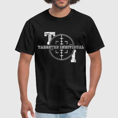 Targeted Individuals Target - Men's T-Shirt