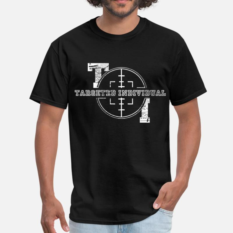 Shop Targeted Individuals T-Shirts online | Spreadshirt