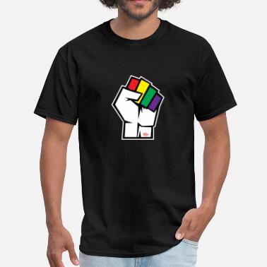 Subtle Pride Pride - Men's T-Shirt