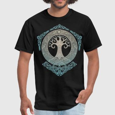 YGGDRASIL.TREE OF LIFE. - Men's T-Shirt