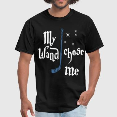 my wand chose me game t shirts - Men's T-Shirt
