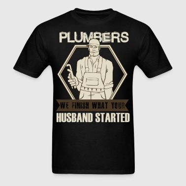 We Are Plumbers T Shirt, Awesome Plumber T Shirt - Men's T-Shirt
