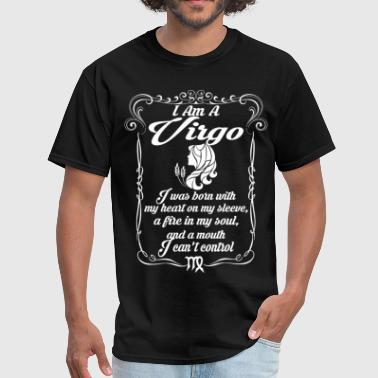 I Am A Virgo - Men's T-Shirt