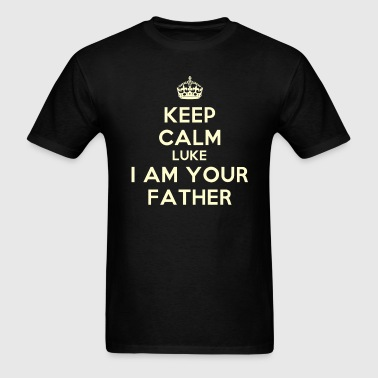 Keep calm and Luke I am your father - Men's T-Shirt