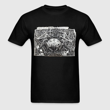 Mandible Death Operator - Men's T-Shirt
