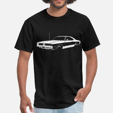 1969 Dodge Charger 1969 Dodge Charger - Men's T-Shirt