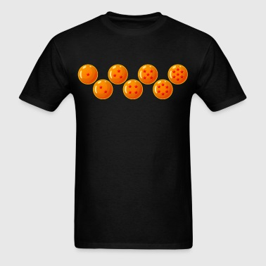 (DB) Dragonballs ZZ+ - Men's T-Shirt