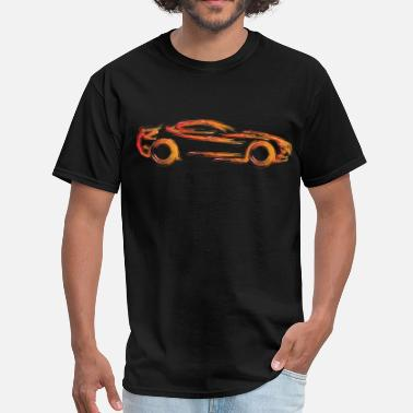 Car Art Car Art - Men's T-Shirt
