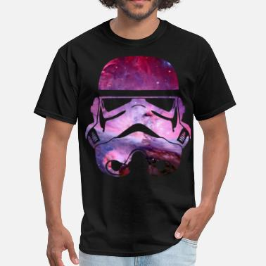 Storm Trooper Stormtrooper Nebula - Men's T-Shirt