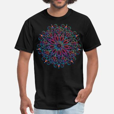Flower Design flower Design - Men's T-Shirt