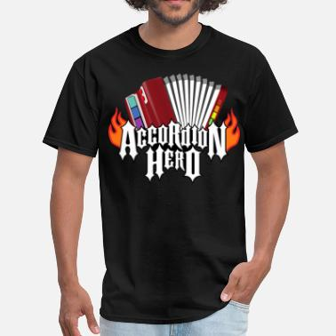 Accordions Accordion - Men's T-Shirt