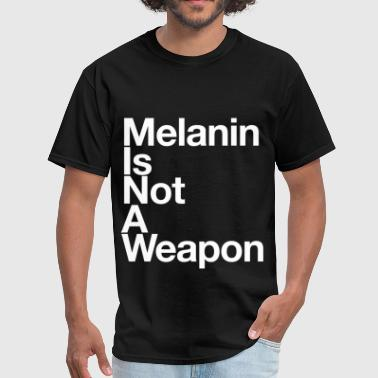 Melanin Legal Black Is Beautiful - Men's T-Shirt