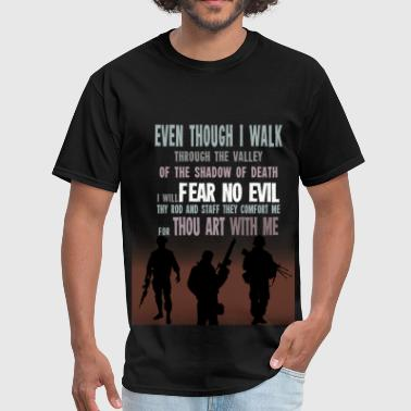 I Fear No Evil - Men's T-Shirt