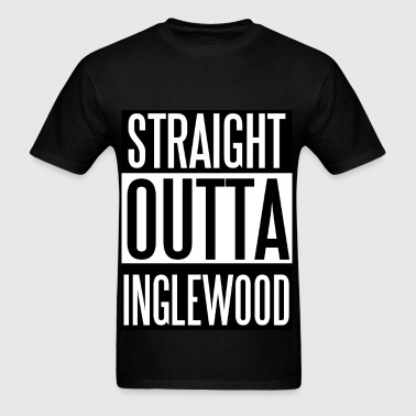 Straight Outta Inglewood - Men's T-Shirt