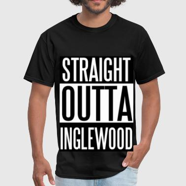 Inglewood Straight Outta Inglewood - Men's T-Shirt