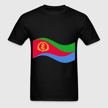 Eritrea Flag - Men's T-Shirt