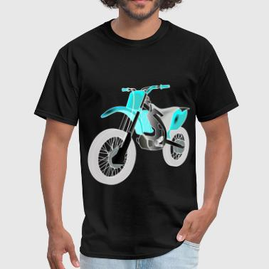 Dirt Bike - Men's T-Shirt