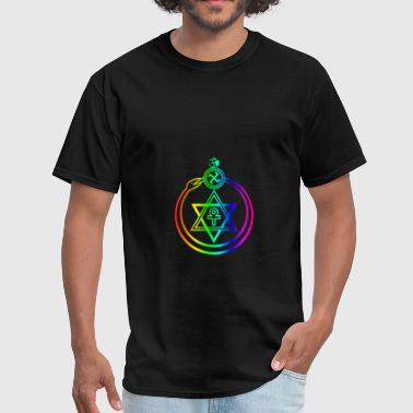 Theosophical Society Seal.png - Men's T-Shirt
