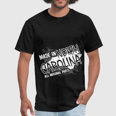 North Carolina - Made In North Carolina - Men's T-Shirt