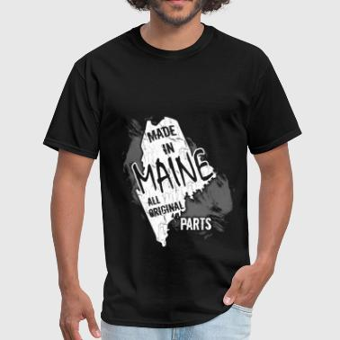 Maine - Made In Maine - Men's T-Shirt