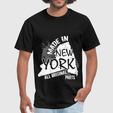New York - Made In New York - Men's T-Shirt