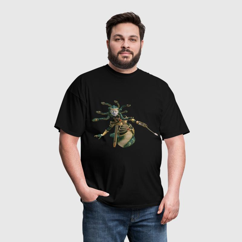 Smite Medusa Women's T-Shirt - Men's T-Shirt